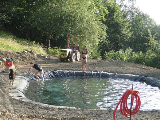 bassin baignade sécurité incendie