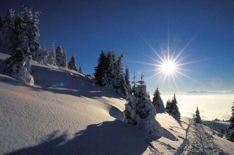 Chamrousse hiver 1