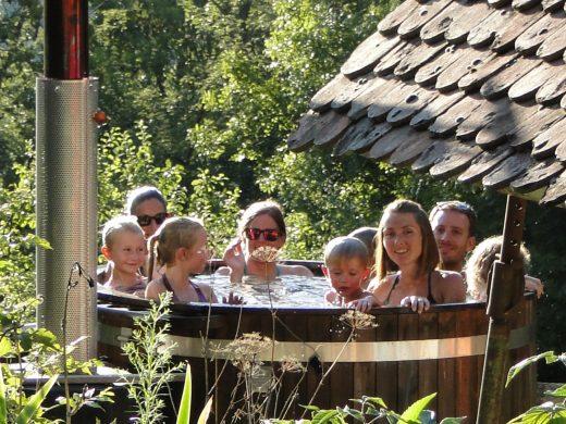 bain norvégien détente relaxation bien-être
